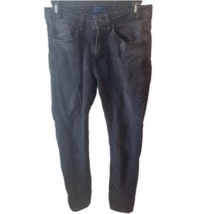 3/20 Sale Zara Man Faded Black Skinny Jeans